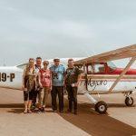 Flug über die Nazca Linien