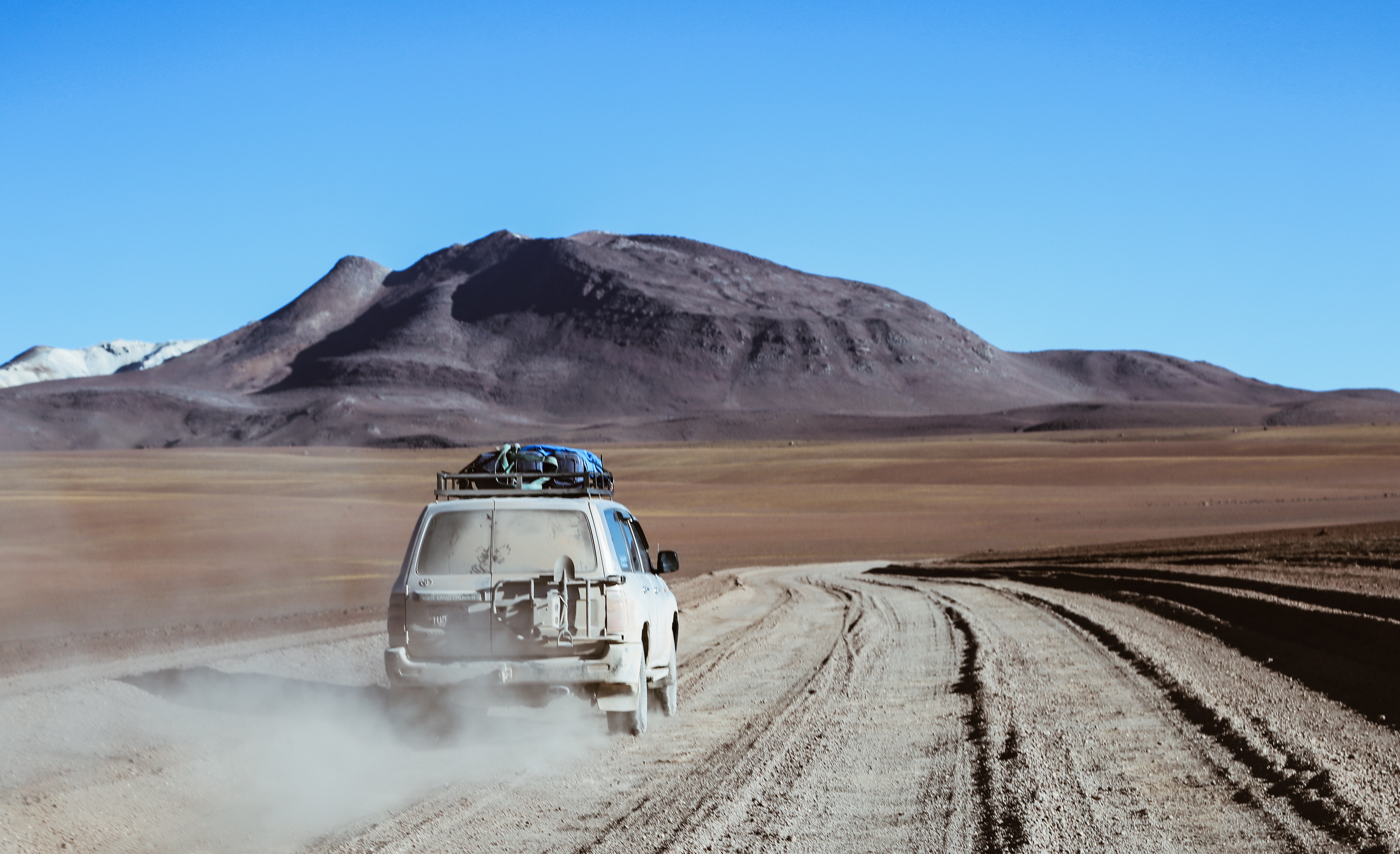 Roadtrip durch Bolivien