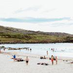 Strand von Rapa Nui
