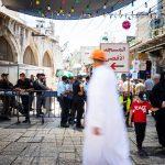 Checkpoint in Jerusalem